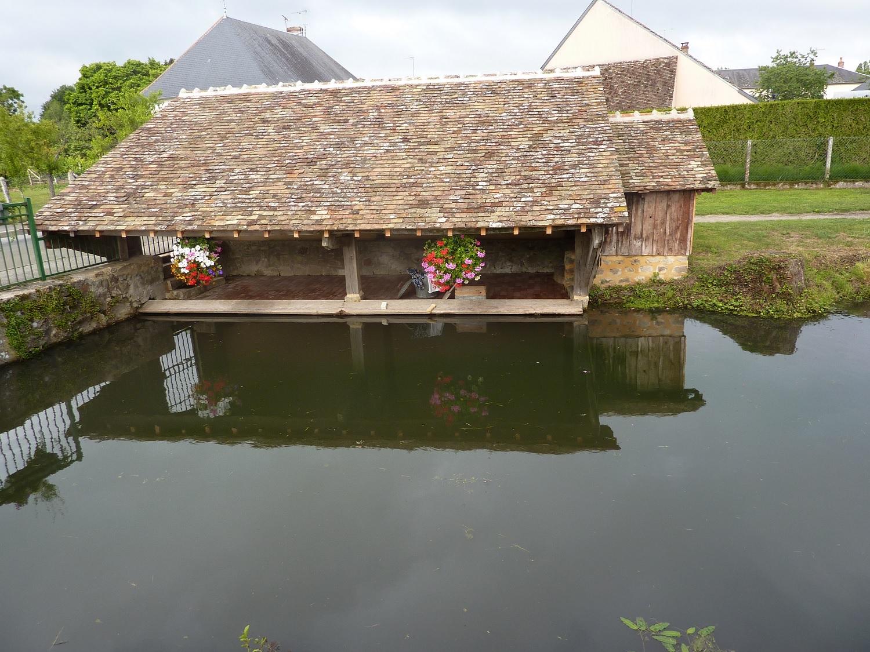 Restauration du lavoir de Saint-Georges-du-Rosay