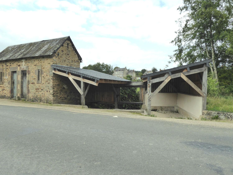 Restauration du lavoir de Douillet-le-Joly