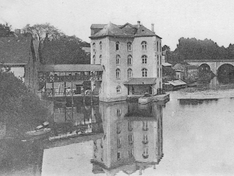 La Suze-sur-Sarthe