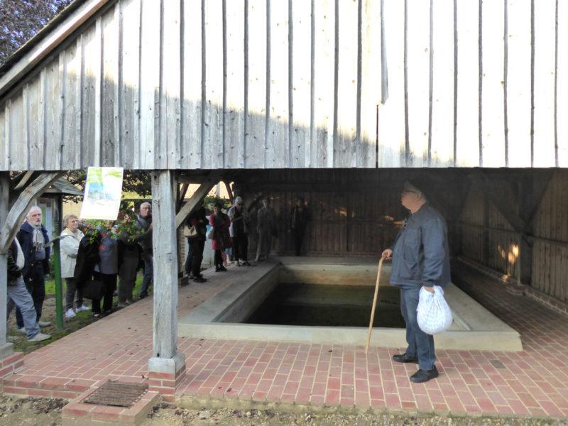 Monument du mois Maisoncelles-Tresson