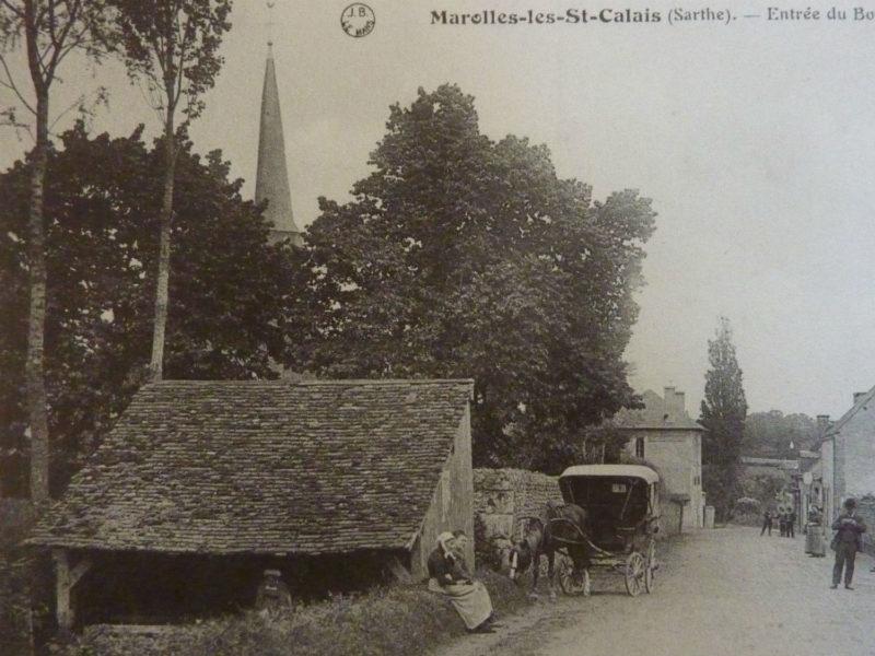 Marolles-lès-Saint-Calais