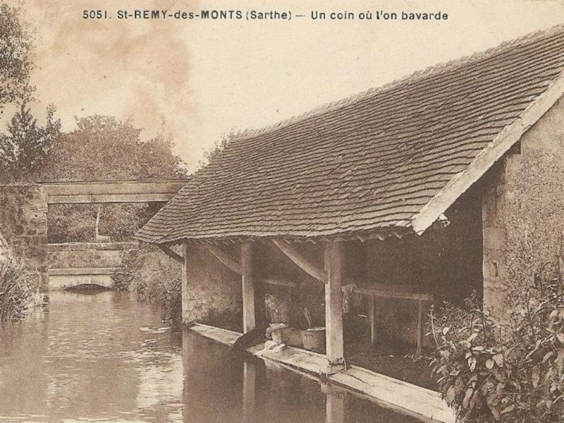 Saint-Rémy-des-Monts
