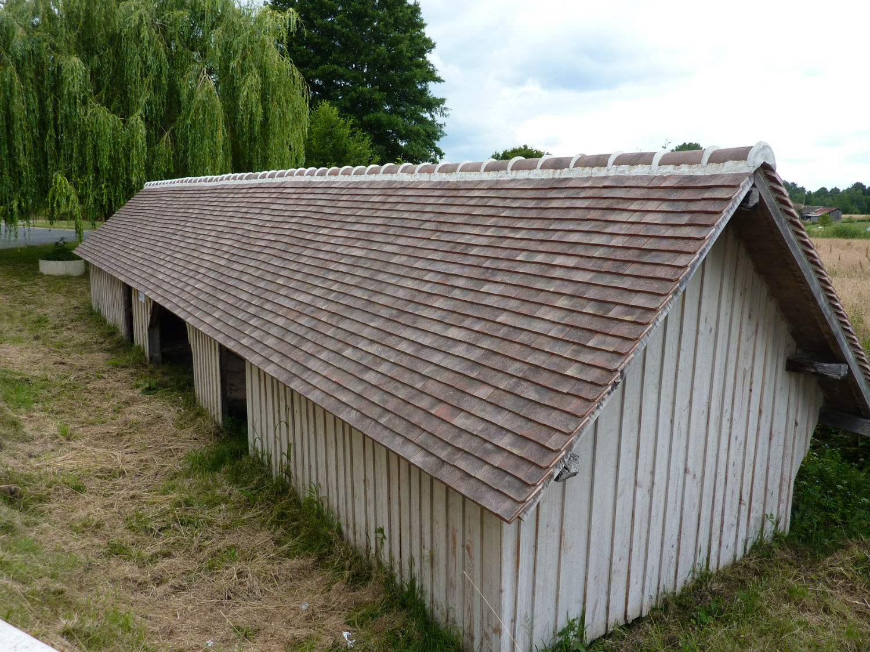 Restauration du lavoir de Saint-Mars-de-Locquenay