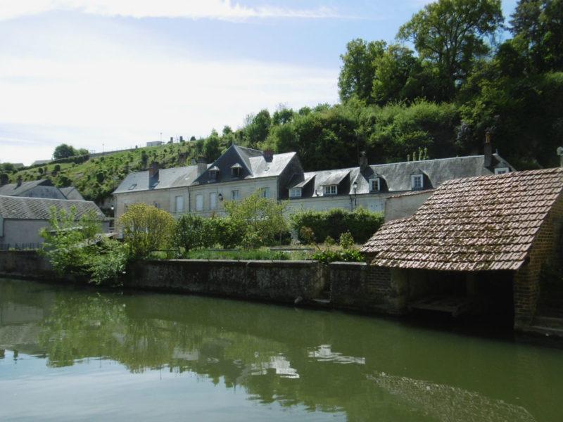 Sauvegarde des lavoirs en vallée du Loir